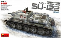 Фото - Сборная модель MiniArt SU-122 Early Type (1:35)