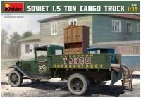 Сборная модель MiniArt Soviet 1.5 Ton Cargo Truck (1:35)