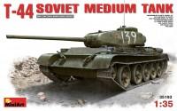 Сборная модель MiniArt T-44 Soviet Medium Tank (1:35)