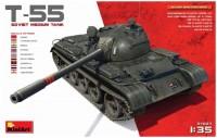 Фото - Сборная модель MiniArt T-55 Soviet Medium Tank (1:35)
