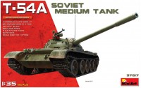 Сборная модель MiniArt T-54A Soviet Medium Tank (1:35)