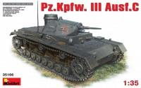 Фото - Сборная модель MiniArt Pz.Kpfw.III Ausf.C (1:35)