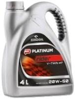Моторное масло Orlen Platinum Rider V-Twin 4T 20W-50 4л