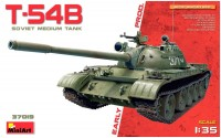 Сборная модель MiniArt T-54B Soviet Medium Tank (1:35)