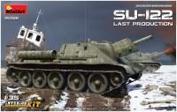 Сборная модель MiniArt SU-122 Last Production (1:35)
