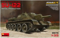 Фото - Сборная модель MiniArt SU-122 Initial Production (1:35)