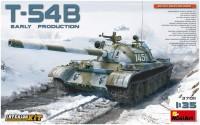 Сборная модель MiniArt T-54B Early Production (1:35)