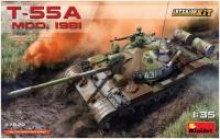 Фото - Сборная модель MiniArt T-55A Mod. 1981 37020 (1:35)