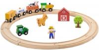 Фото - Автотрек / железная дорога VIGA Train Set 51615
