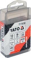 Фото - Биты / торцевые головки Yato YT-78134