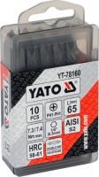 Фото - Биты / торцевые головки Yato YT-78160