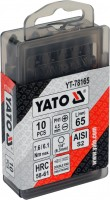 Биты / торцевые головки Yato YT-78165