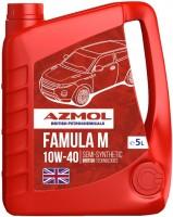 Моторное масло Azmol Famula M 10W-40 5л