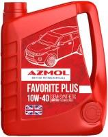 Моторное масло Azmol Favorite Plus 10W-40 4L