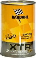 Моторное масло Bardahl XTR Racing 39.67 5W-50 1L 1л