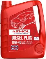 Моторное масло Azmol Diesel Plus 10W-40 5л