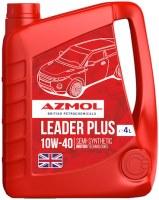 Моторное масло Azmol Leader Plus 10W-40 4л