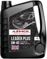 Моторное масло Azmol Leader Plus 5W-40 4L