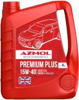 Моторное масло Azmol Premium Plus 15W-40 4L