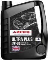 Моторное масло Azmol Ultra Plus 5W-30 4л