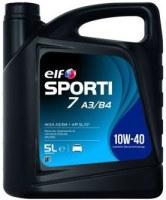 Моторное масло ELF Sporti 7 A3/B4 10W-40 5L
