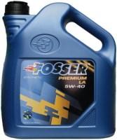 Моторное масло Fosser Premium LA 5W-40 4л