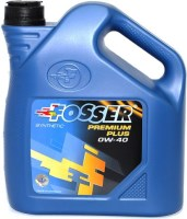 Моторное масло Fosser Premium Plus 0W-40 4L
