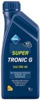 Моторное масло Aral Super Tronic G 0W-40 1л
