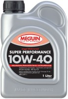 Моторное масло Meguin Super Performance 10W-40 1л