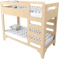 Кроватка Indigo Wood Cubed