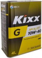 Моторное масло Kixx G 10W-40 4л