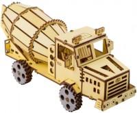 3D пазл ekoGOODS KrAZ Concrete Mixer