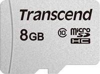 Фото - Карта памяти Transcend microSDHC 300S  8ГБ
