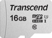 Карта памяти Transcend microSDHC 300S  16ГБ