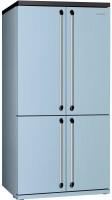 Холодильник Smeg FQ960PB синий