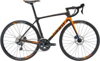 Фото - Велосипед Giant TCR Advanced 1 Disc 2018 frame M/L