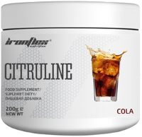 Фото - Амінокислоти IronFlex Citrulline 200 g