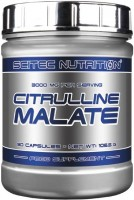 Фото - Аминокислоты Scitec Nutrition Citrulline Malate 90 cap