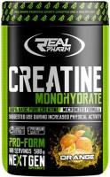 Фото - Креатин Real Pharm Creatine Monohydrate Powder  500 г
