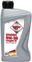 Моторное масло Power Oil Syntec Longlife III 5W-30 1L
