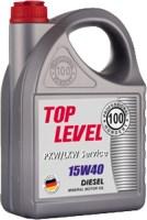 Моторное масло Hundert Top Level Diesel 15W-40 4L