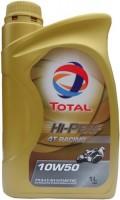 Моторное масло Total Hi-Perf 4T Racing 10W-50 1L