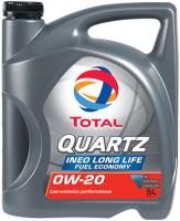 Моторное масло Total Quartz INEO Long Life 0W-20 5L