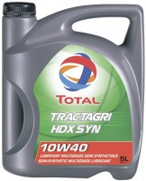 Моторное масло Total Tractagri HDX SYN 10W-40 5L