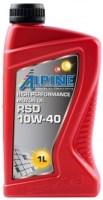 Моторное масло Alpine RSD 10W-40 1L