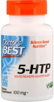 Фото - Аминокислоты Doctors Best 5-HTP 100 mg 180 cap