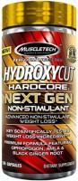 Сжигатель жира MuscleTech HydroxyCut Hardcore Next Gen Non-Stimulant 150 cap 150шт
