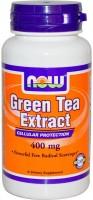 Спалювач жиру Now Green Tea Extract 400 mg 100шт