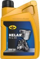 Моторное масло Kroon Helar FE LL-04 0W-20 1л