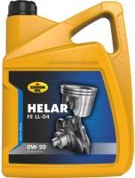 Моторное масло Kroon Helar FE LL-04 0W-20 5L